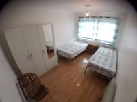 Lovely Twin Room close to Bayswater available ASAP/B.Included