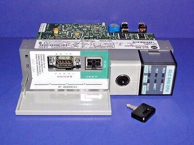 Allen Bradley 1747-l551 Series C Slc 500 Slc 505 Processor Controller Frn 10