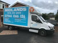 MIDLANDS METAL AND WASTE RUBBISH REMOVAL