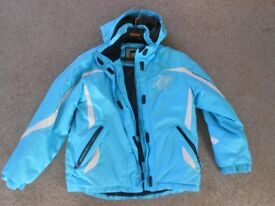 Girl ski jacket age 10-12yrs
