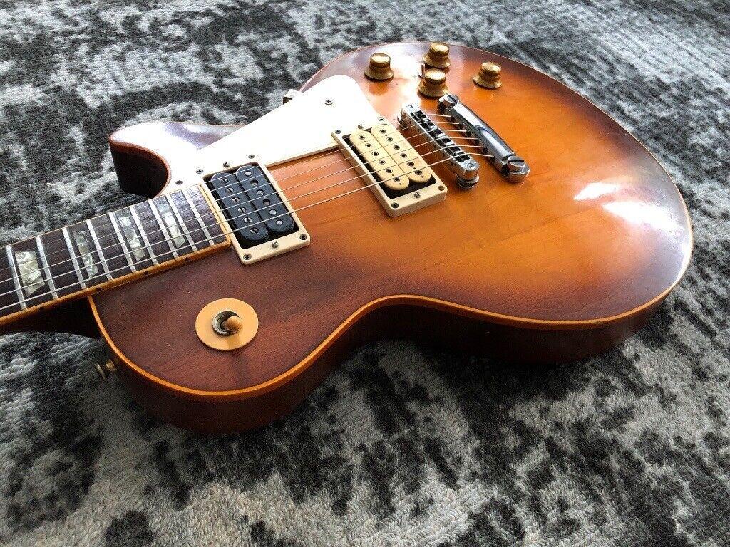 Vintage Gibson 1976 Les Paul Standard | in Coulsdon, London | Gumtree
