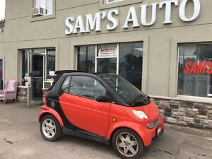 2006 smart fortwo CERTIFIED & E-TESTED