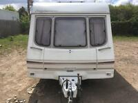 2000 SWIFT 2 BERTH CARAVAN