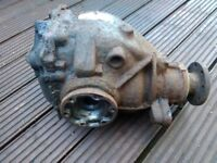 Bmw 3 series e46 320d M Sport rear differential diff ratio 2.47