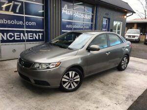 2013 KIA Forte EX + Automatique + Bluetooth