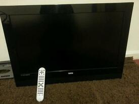 "32"" HD TV WITH WALL BRACKET & INSTALLATION"