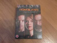 Homeland Boxset - New in wrapper