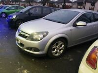 2006 vauxhall astra 1.4 sxi low mileage excellent condition