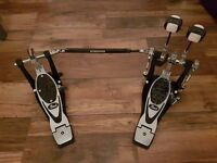 Pearl P-2002C Eliminator double Pedal & Case - Delivery to Hull, Leeds, Sheffield & Manchester