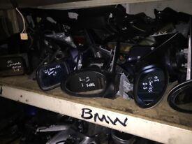 BMW 3 SERIES 1 SERIES 5 SERIES MIRROR AVALIABLE