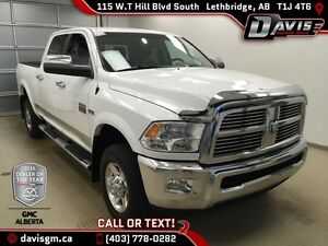 Used 2012 Ram 2500 4WD Crew Cab SLT-Wood Box Liner