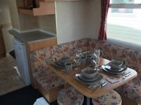 Cheap Starter Caravan For Sale at Southerness Holiday Park-Dumfries-Scotland-Pet Friendly-Call Now