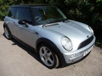 2003 MINI BMW Hatch 1.4 One D 3dr SERVICE HISTORY CHEAP CARS USED CARS LEICESTER
