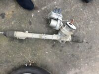 Steering Rack and electric motor for Mini Clubman 2008