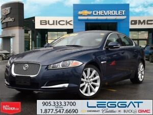 2013 Jaguar XF 3.0L/AWD/ SUPERCHARGED
