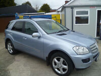 2006 ML 320 CDI SPORT (also can be viewed @ Pitstopmotors NI)