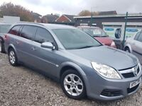 2007 57 REG VAUXHALL VECTRA 1.9 CDTI ESTATE MINT P-X WELCOME