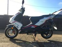 2016 Lexmoto FMR 50cc Moped