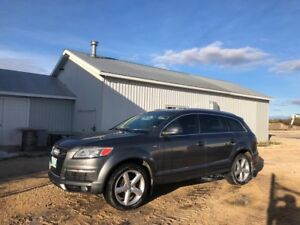 2009 Audi Q7 (safetied) AWD perfect for winter ❄️
