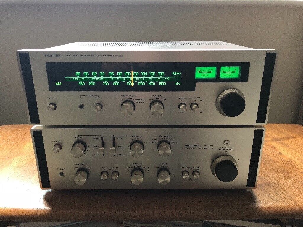 ROTEL RT 1220 STEREO TUNER