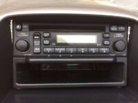 Genuine Honda CRV stereo with code. 2003