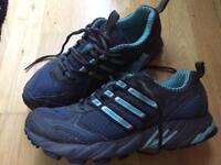 Adidas Adiprene trainers size 5