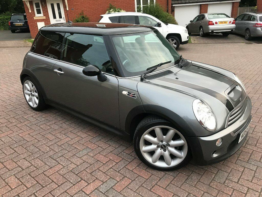 Mini Cooper S 3Dr, R53, 1.6 supercharged, Manual, 2006, FSH,