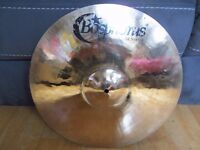 "Bosphorus 17"" Gold Series Power Crash Cymbal"