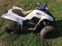 yamaha yfm 50 mini raptor quad bike spares repair