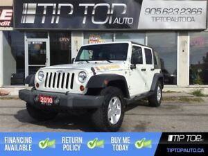 2010 Jeep WRANGLER UNLIMITED islander ** Automatic, Hard Top and