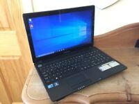 eMachines E732 Laptop Notebook (intel i3, 6GB RAM, 500GB, Win 10)