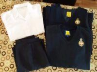 Girls brigade uniform