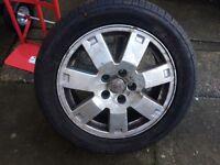 Ford Mondeo Alloy wheel 205/55/16