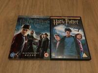 Harry Potter - 2 x DVD's