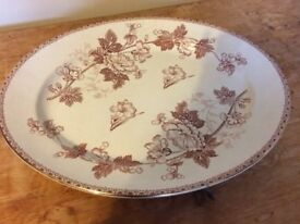 Vintage platters £10 each. Open to offers!