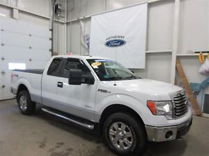 2012 Ford F-150 XLT-XTR + 4 WINTER TIRES