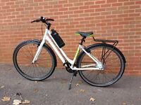 Gtec electric bike (as new)