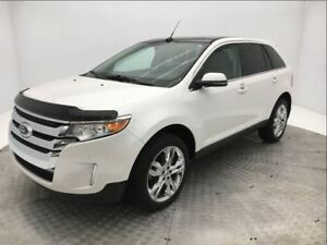 2014 Ford Edge * LIMITED  * AWD * GPS * TOIT * CUIR * MAGS *