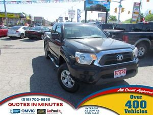 2012 Toyota Tacoma SPORT SR5 | V6 | 4X4 | MUST SEE