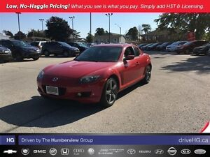 2004 Mazda RX-8 GS (Cloth) 6sp