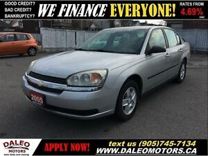 2005 Chevrolet Malibu ECONOMICAL | NO CREDIT CHECK IN-HOUSE LEAS