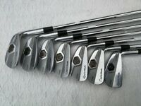 TAYLORMADE TOUR PREFERRED MB FORGED GOLF IRONS
