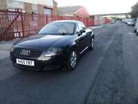Audi TT 55 reg