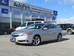 2013 Acura ILX Sunroof|Bluetooth|Leather| Alloys