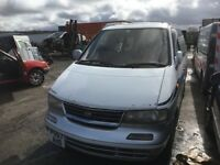 Nissan largo van diesel spare parts available