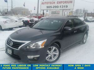 2013 Nissan Altima SL Tech. Navi/Camera/Sunroof Remote starter