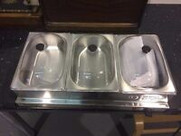 Kenley Buffet Warmer hot plate keeps food warm new never used