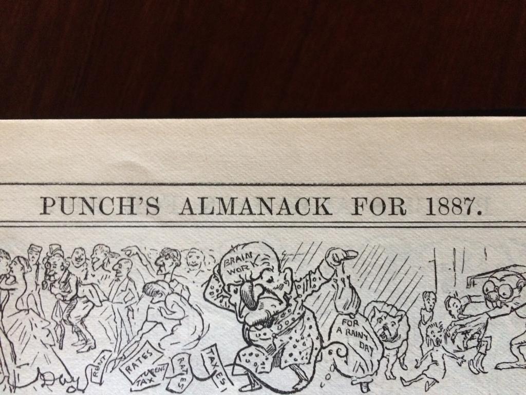 Punch Almanack's