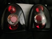One pair of lexus style rear lights for a corsa model B