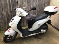 Honda pes/ps 2014, 125cc